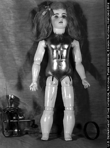Edison talking doll