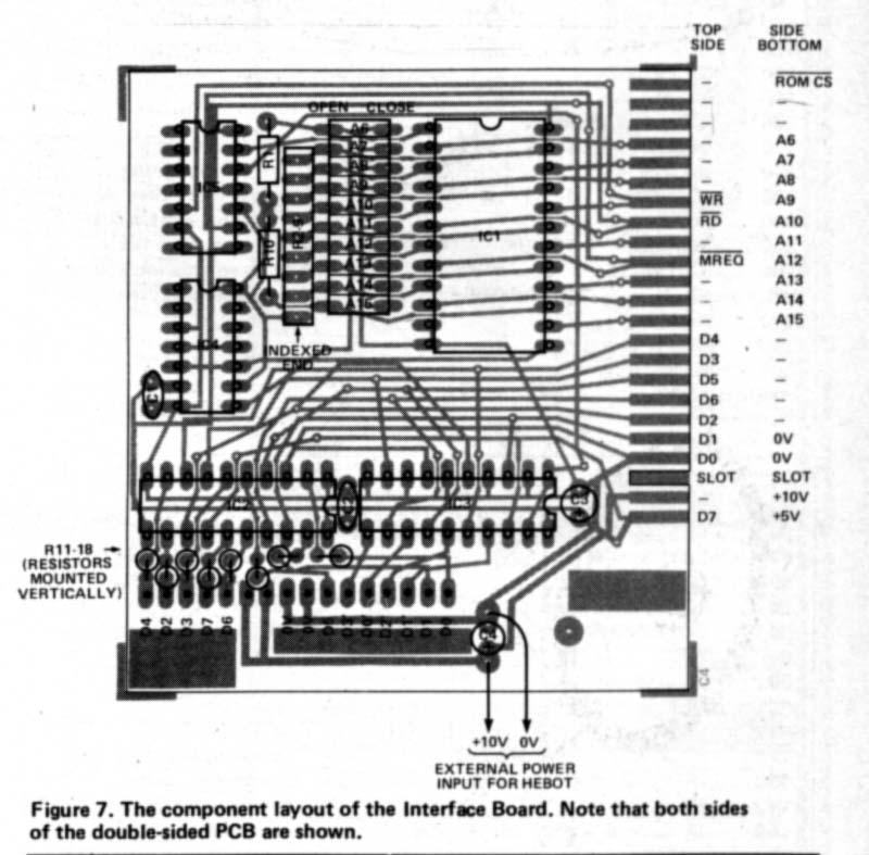 hebot ii hobby electronics november 1982