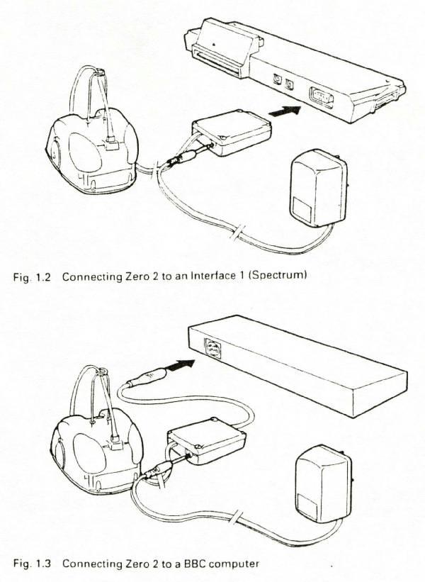 Zero2 Microrobot Manual